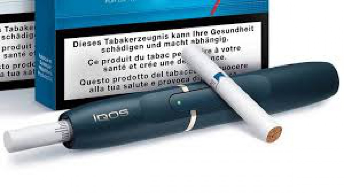 IQOS solo nei fumoirs